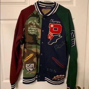Rare Polo Patchwork Jacket